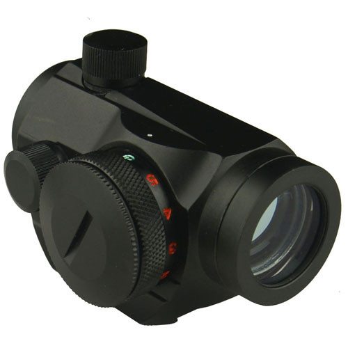 Red Green Dot Micro Sight Adjustable Brightness