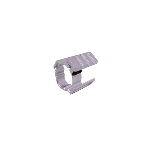 Ruger 1022 MLOK Band Silver