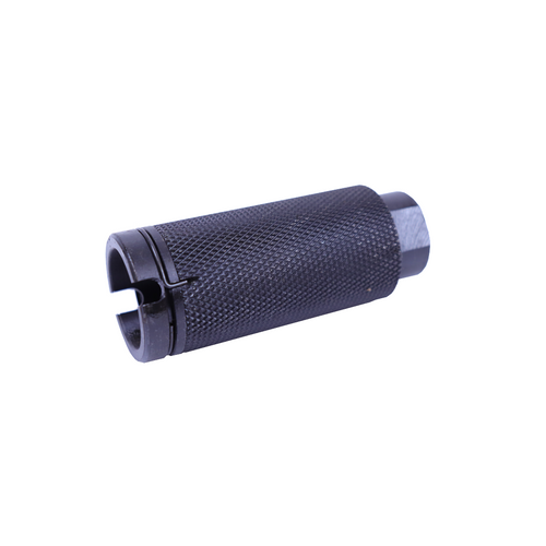 AR .308, Krinkov Style Muzzle Device, Pressure Reducer, 5/8x24 Pitch