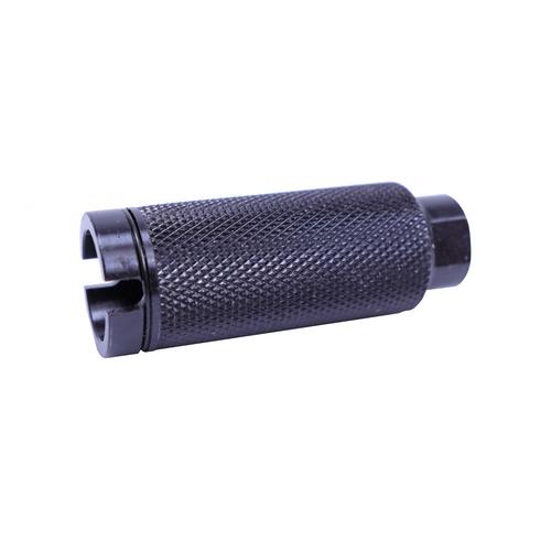 Krinkov Style AR Muzzle Brake / Pressure compensator 9mm 1/2x36 SLIM VERSION