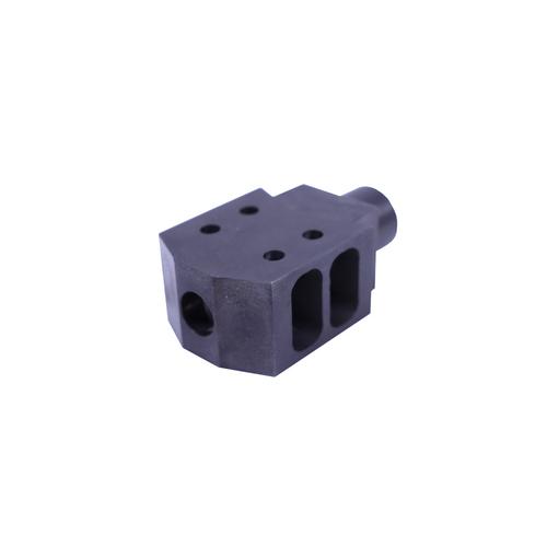 AR15 1/2-36 TPI 50BMG Style Brake