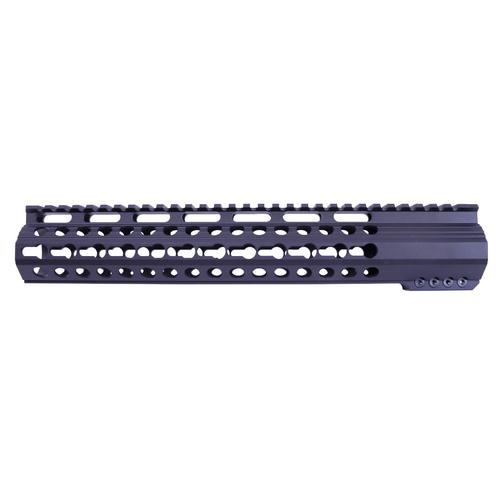 AR10 Armalite Pattern Ultra Light Slim Handguard Keymod Style HG-M1050-AL