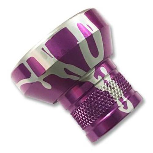Powder Funnel, Pistol - Purple .50 cal