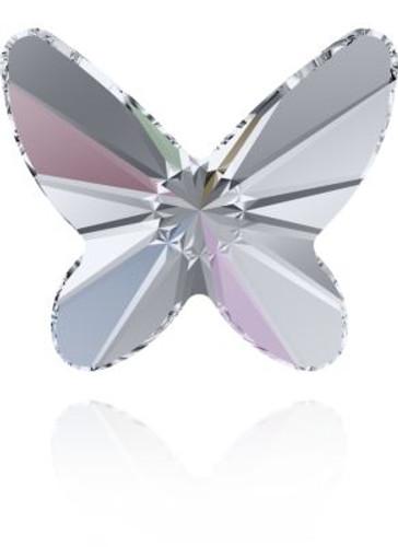 2854 Butterfly Flatback