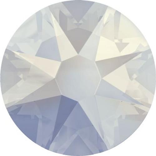 2058 & 2088 White Opal Flatback