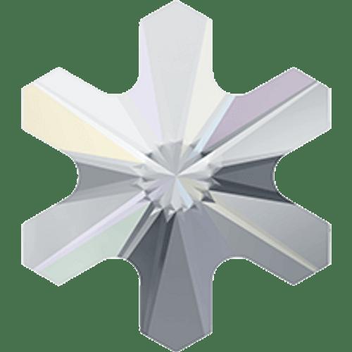 2826 Snowflake Flatback
