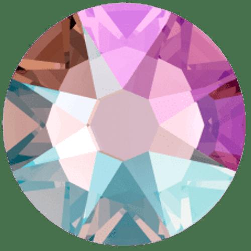 2058 & 2088 Light Rose Shimmer Flatback