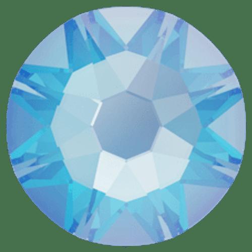 2088 Crystal Electric Blue DeLite Flatback