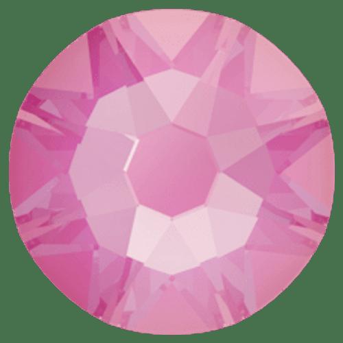 2088 Crystal Electric Pink DeLite Flatback
