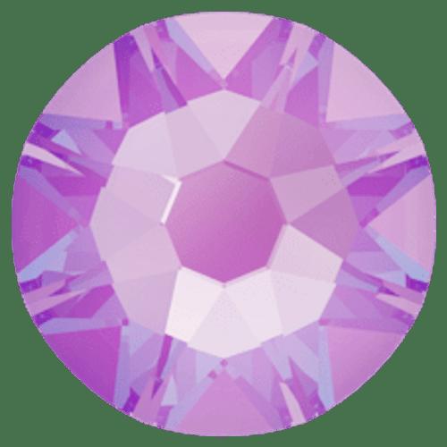 2088 Crystal Electric Violet DeLite Flatback