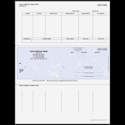 L1265B - Accounts Payable Middle Check