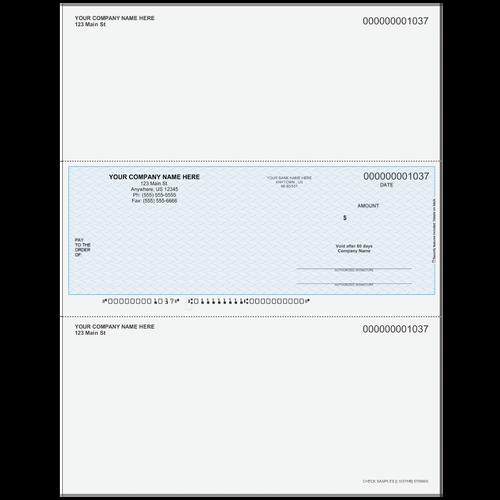 L1037 - Multi-Purpose Middle Business Check