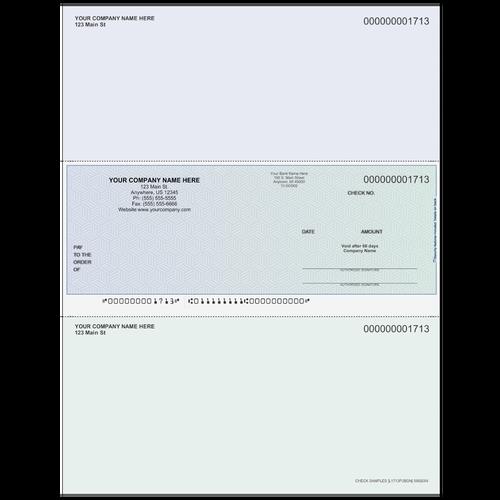L1713 - Multi-Purpose Middle Business Check
