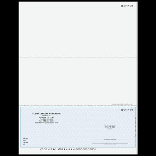 L1173A - Multi-Purpose Bottom Business Check