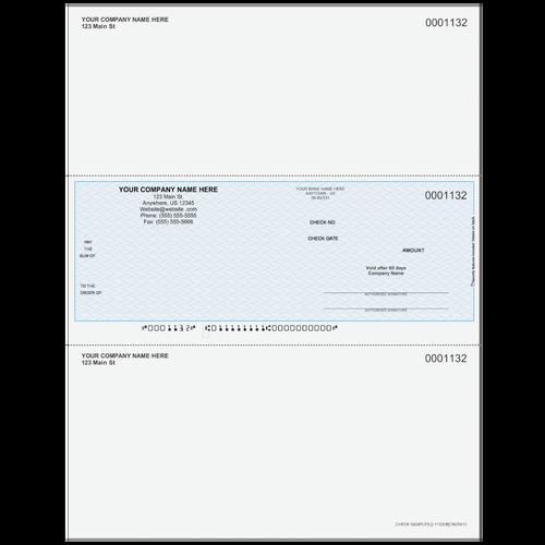 L1132 - Multi-Purpose Middle Business Check
