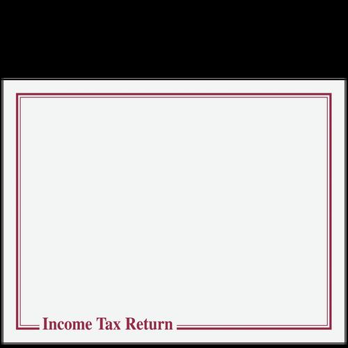 COMPENVX  - Income Tax Return Delivery Envelope