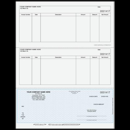 L1417 - Accounts Payable Bottom Check