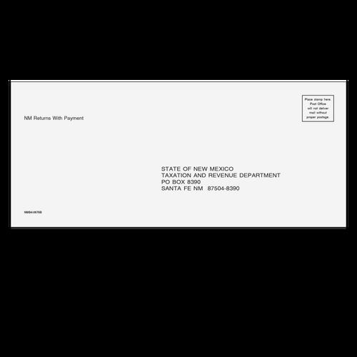 NMB410 - NM Balance Due Envelope