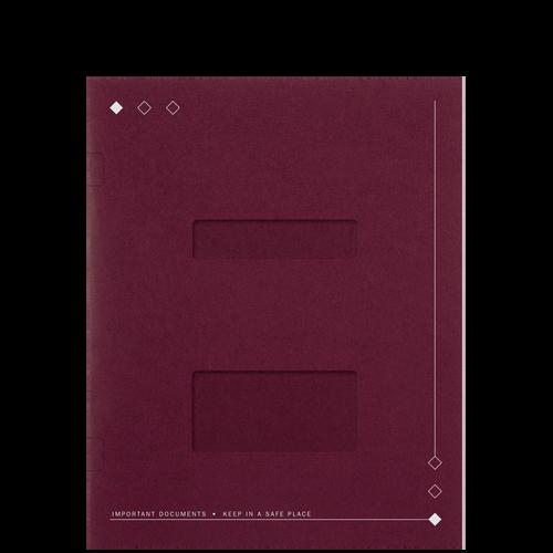 FL53XX - Side Staple Folder with Windows