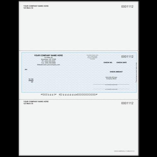 L1112 - Multi-Purpose Middle Business Check