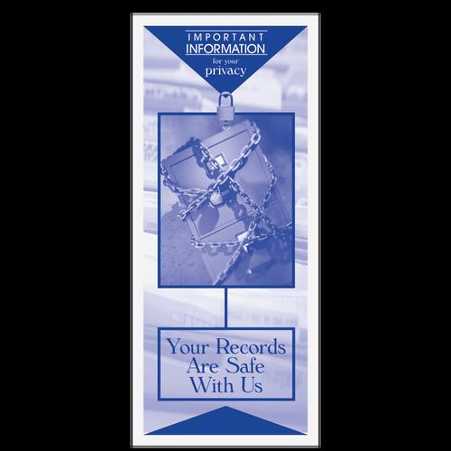 8040X - Privacy Policy Non-Disclosure Brochure