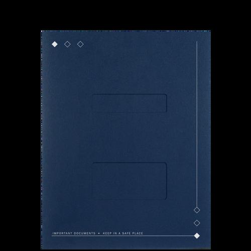 FL55WX - Top Staple Folder with Windows