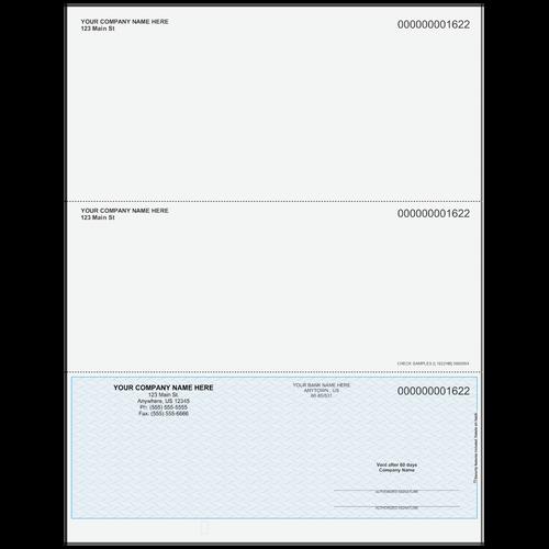 L1622 - Multi-Purpose Bottom Business Check