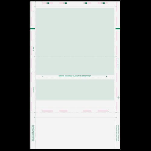 "80400 - P/S 14"" EZ Flat Check Green"