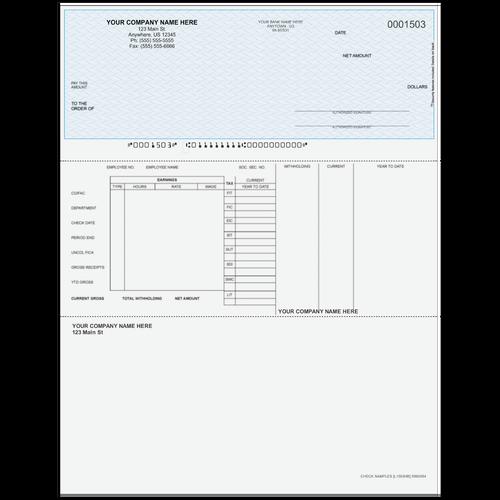 L1503 - Payroll Top Check