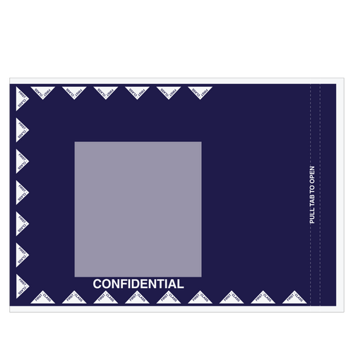 4030 - 12 x 15 Plastic Delivery Envelope