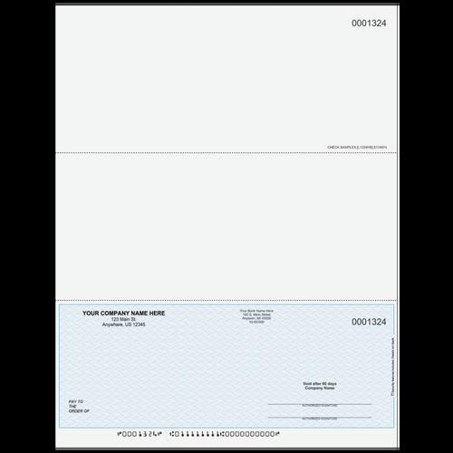 L1324 - Multi-Purpose Bottom Business Check