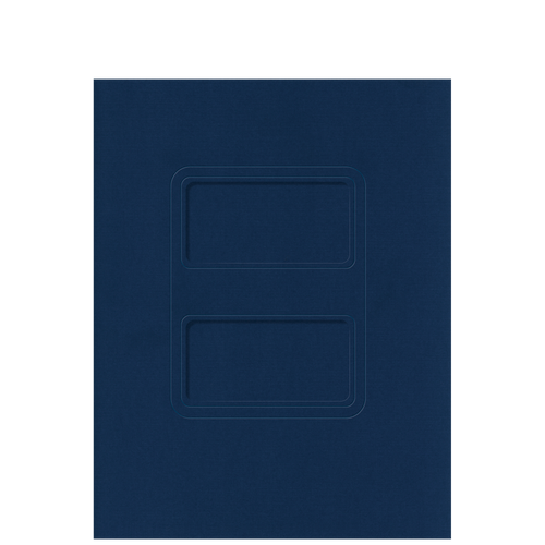 FLTSWXX - Debossed Top Staple Folder