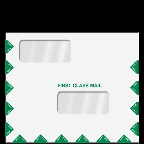 LA400PS - Tax Return Envelope with Filing Instructions - Peel & Close