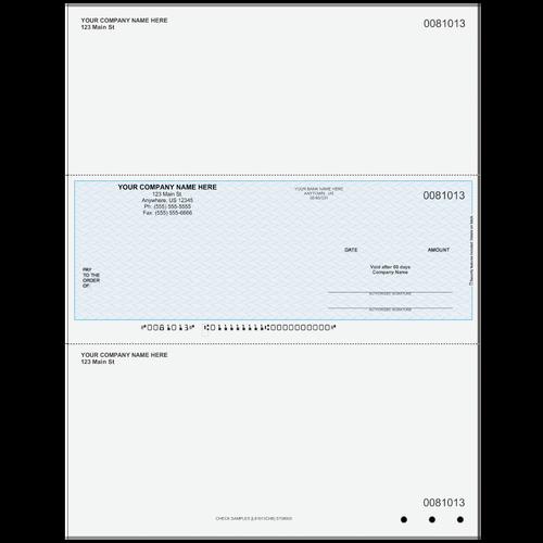 L81013C - Multi-Purpose Middle Check