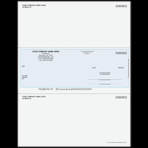 L80902 - Multi-Purpose Middle Check