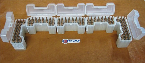 338 LM 250gr Sierra Match King New Lapua Brass 100 Rounds