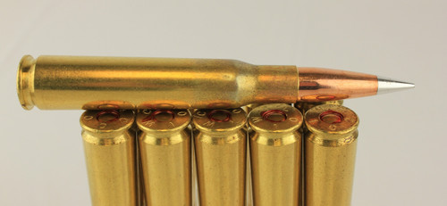 50BMG 750gr A-Max New Winchester Brass 10 Rounds --