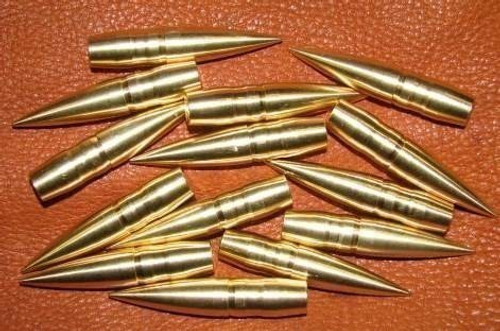 408 Solid Brass Bullets Wildcat Extreme Long Range 500 Count