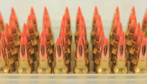 223 55gr V-Max New Winchester Brass Premium Ammunition 50 Rounds --