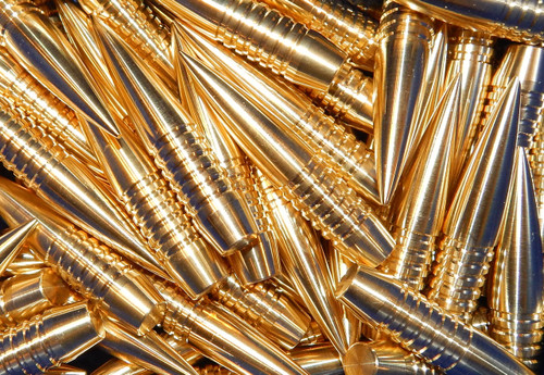 Match Multi Band 50 BMG 802 grain Solid Brass Bullet 50 Count