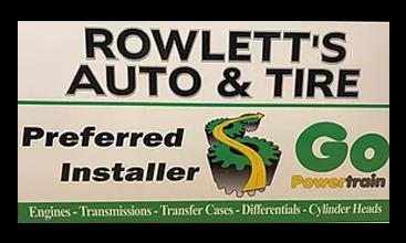 Rowletts Auto