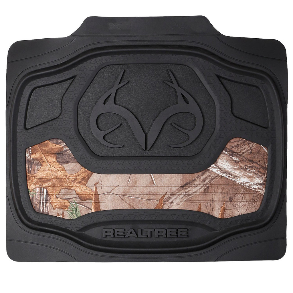 Realtree Xtra Camo 2-Piece Rear Floor Mats