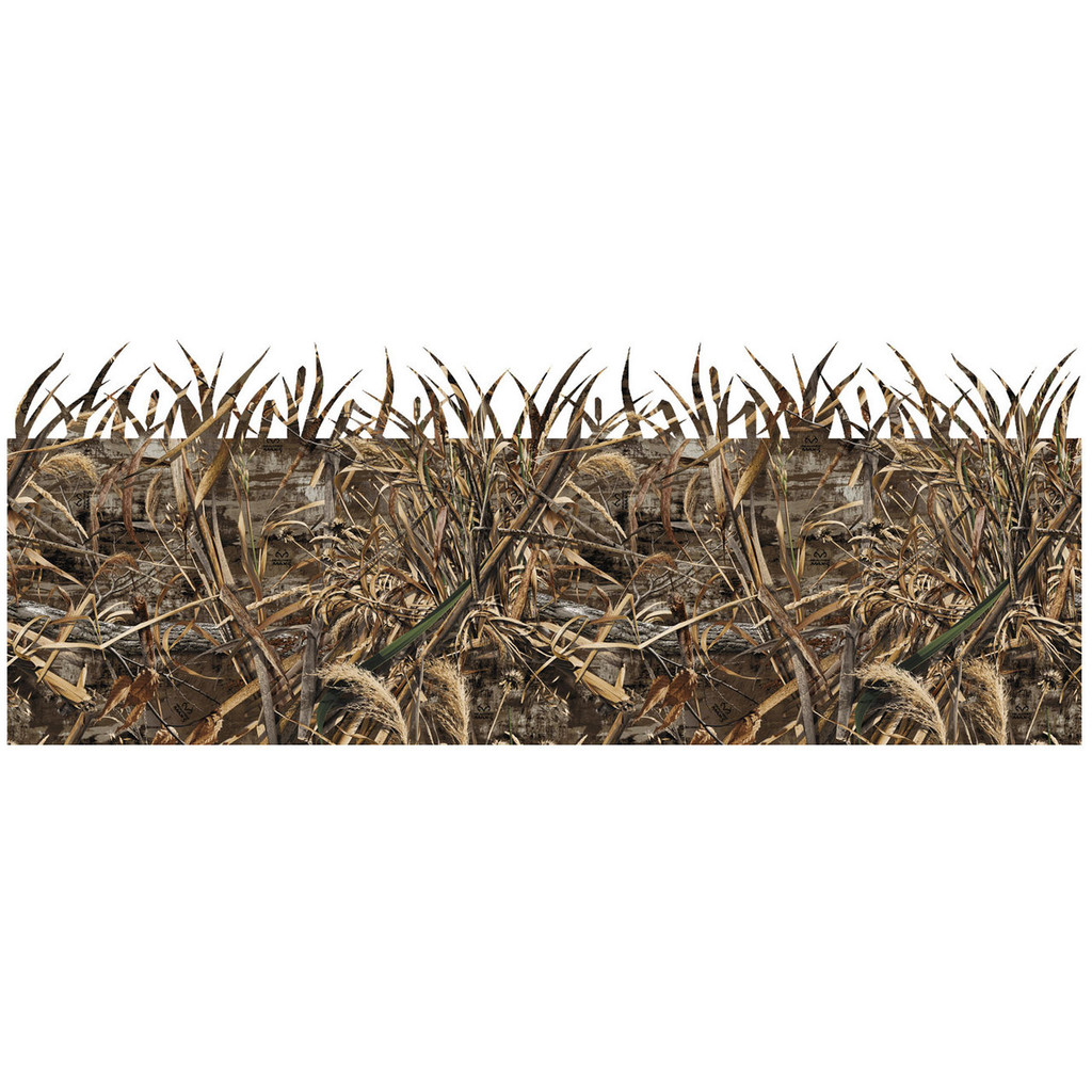 Realtree Max-5 Grassy Effect Lower Kit for Regular Cab Truck/SUV/Car  Image