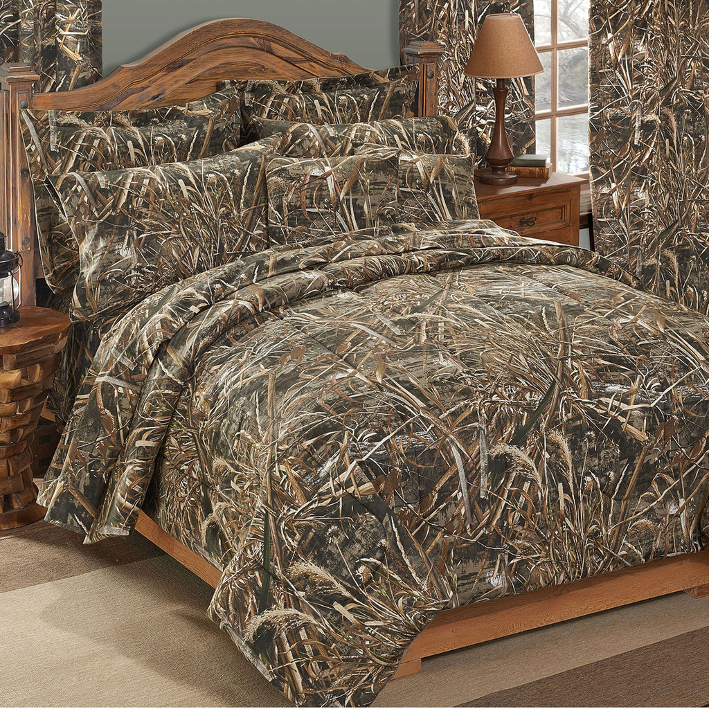 Comforter Sets.Realtree Max 5 Camo Comforter Set