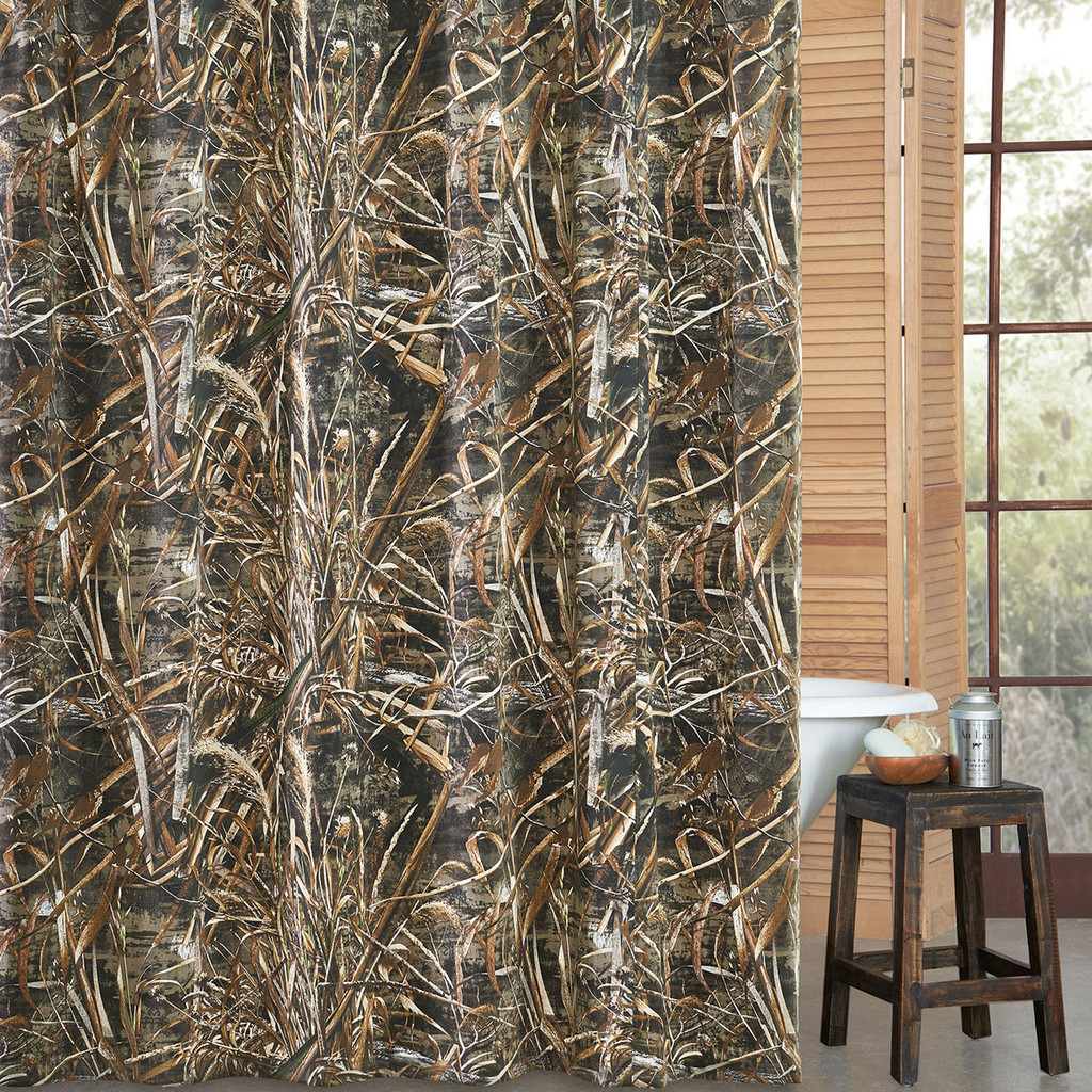 Realtree Camo Shower Curtains Max 5