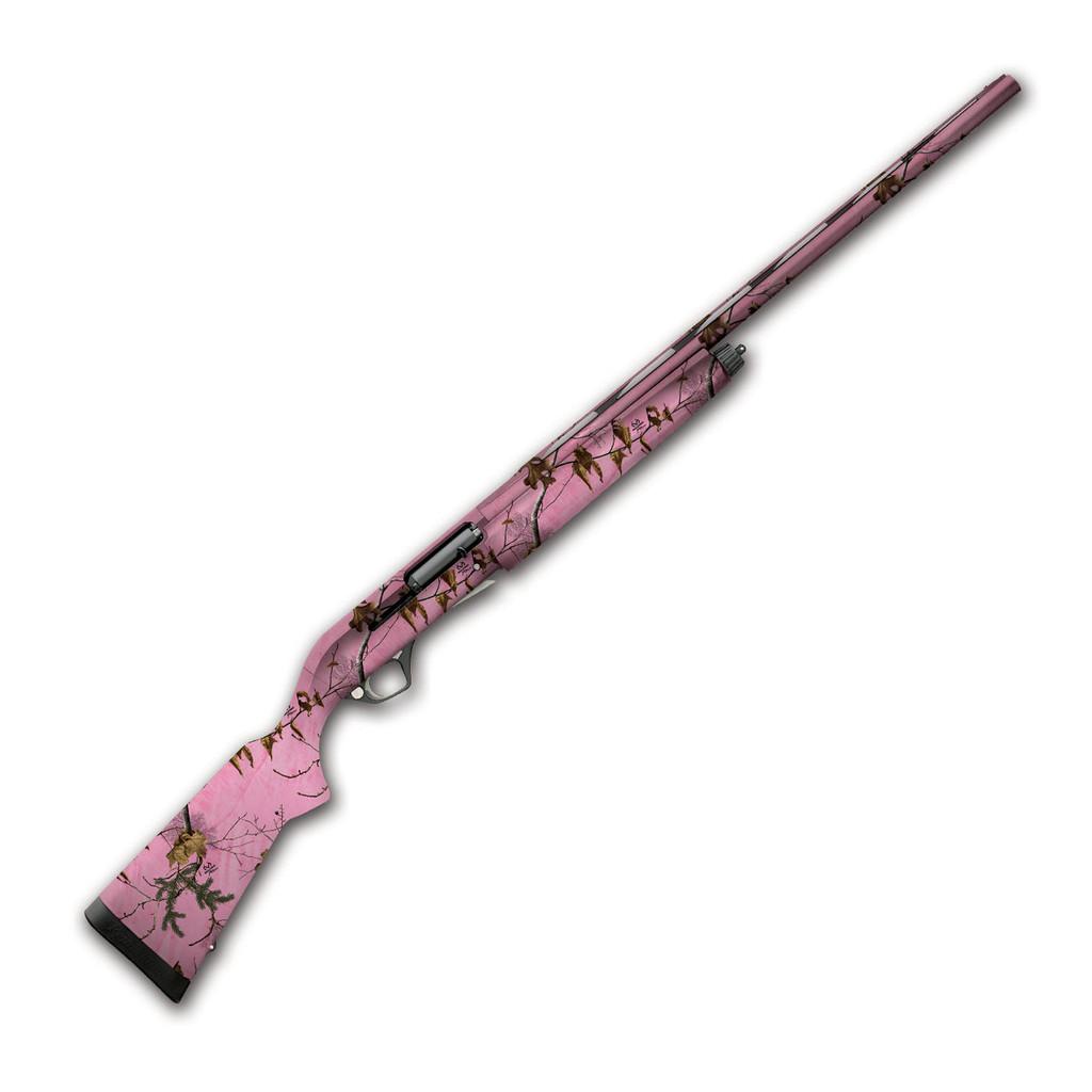 Realtree Shotgun Wraps Xtra Pink