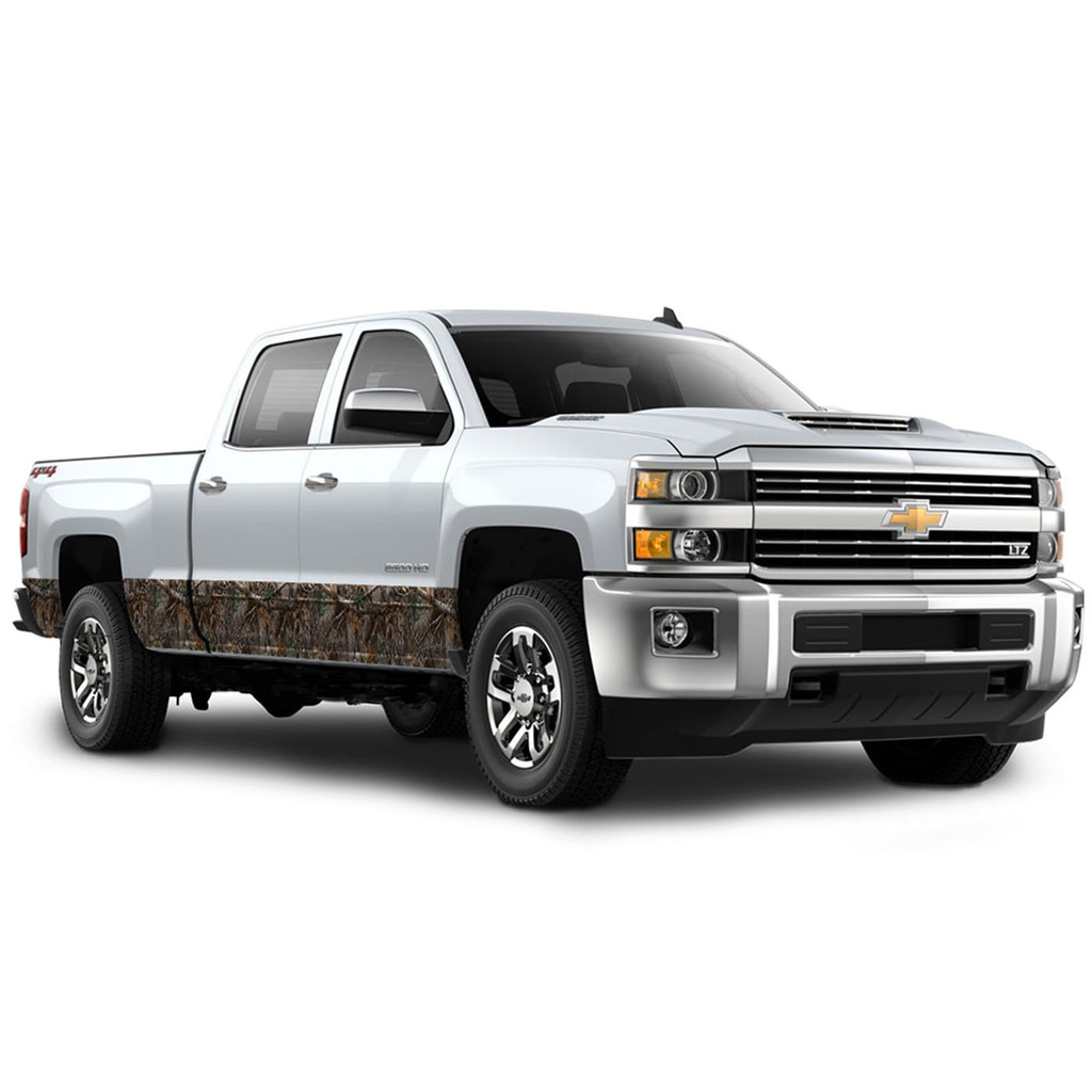 "Camo Accent Vehicle Wrap (12"" X 28') in Edge"