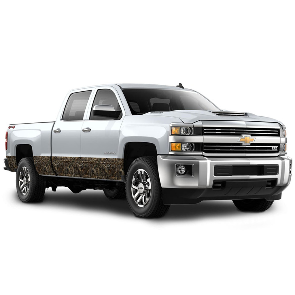 """Camo Accent Vehicle Wrap (12"""" X 28') in Max-5"""
