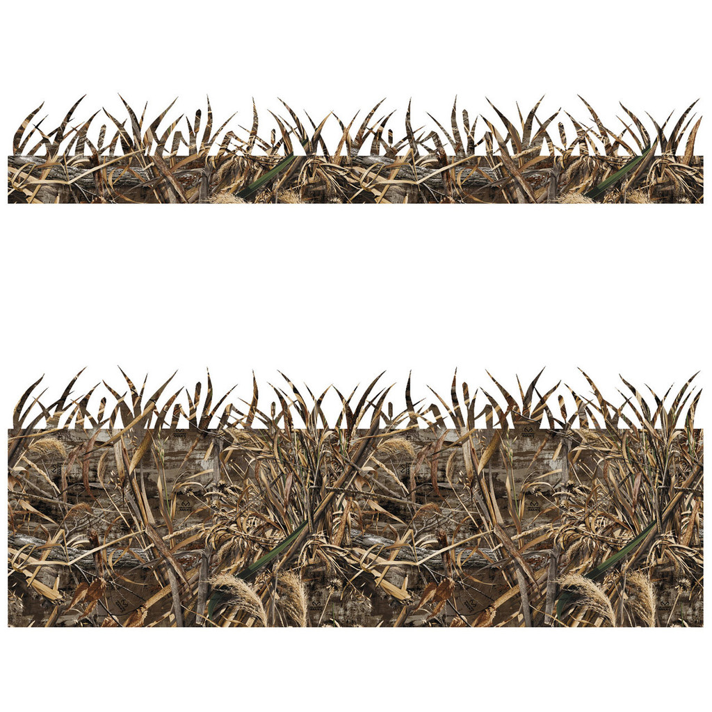 Realtree Max 5 Grassy Effect Lower Portion Kit for Extended Cab 4-Door Truck Image
