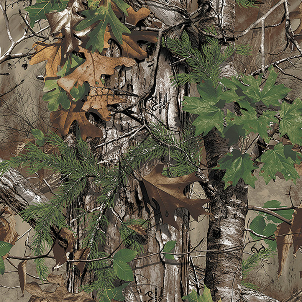 "Realtree Xtra Green 3M 48"" height Cast Vinyl / Matte Lamination ( By Foot )"